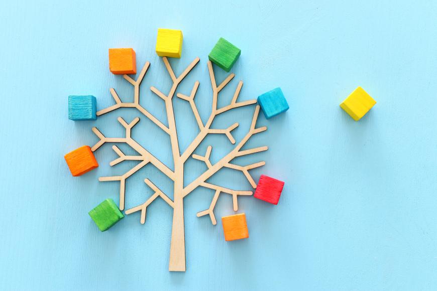 Esprit Chrysaltis - Famille arbre