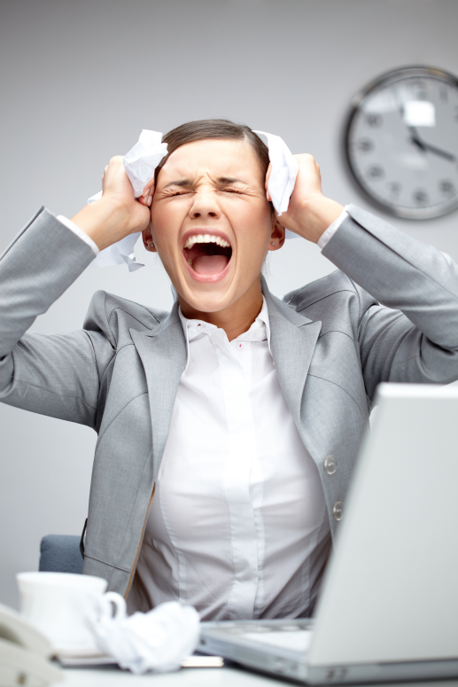 Esprit Chrysaltis - Stress au travail
